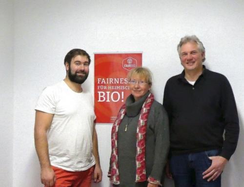 Drei Kämpfer für Faires Bio