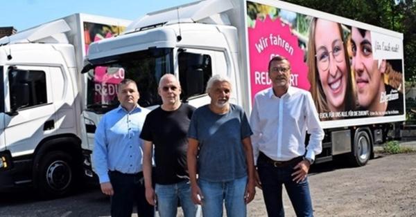 FairBio-Mitglied Naturkost Elkershausen investiert rund 640 000 Euro in vier neue Erdgas-LKW.