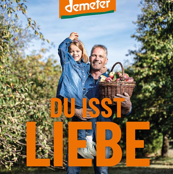 Auf Wachstumskurs: Demeter startet 2020 mit neuer Imagekampagne.