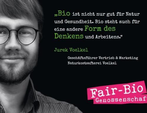 Startschuss für Fair-Bio-Genossen